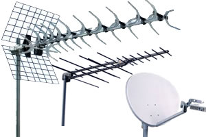High gain antenna installation in Benalla, Wangaratta and Yarrawaonga